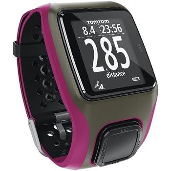 TomTom Multisport - Reloj deportivo GPS (para atletismo, ciclismo y ...