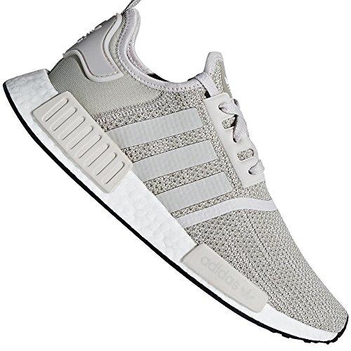 (adidas Originals NMD_R1 Unisex-Sneaker B76079 Sesame Gr. 44 2/3 (UK 10,0))