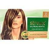 Streax Hair Colour Ultra Light 2 Vibrant Blonde,10g+20ml+4N*5ml