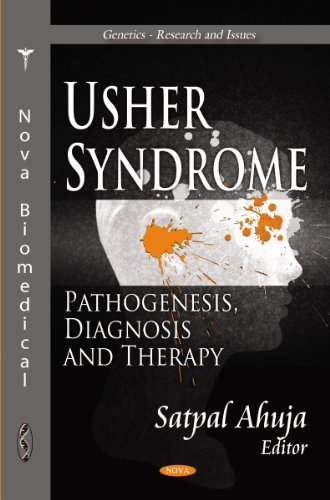 Usher Syndrome: Pathogenesis, Diagnosis, and Therapy (Genetics--Research and Issues) (2011-11-01)