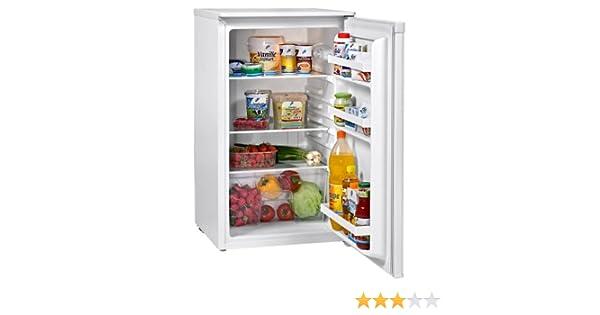 Retro Kühlschrank Vanille : Pkm ks a kühlschrank a l nutzinhalt weiß amazon