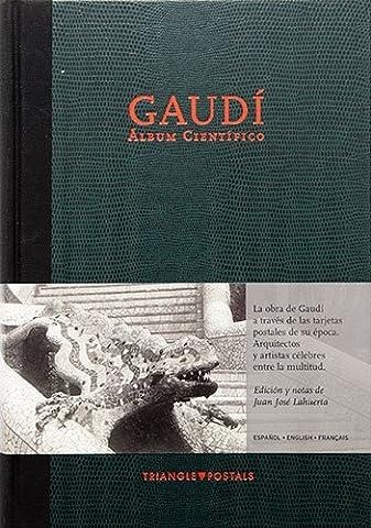 GAUDI ALBUM CIENTIFICO (ESP-ANGL-FRA)