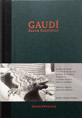 Gaudí: álbum científico: Scientific Album, Album Scientifique (Sèrie E)
