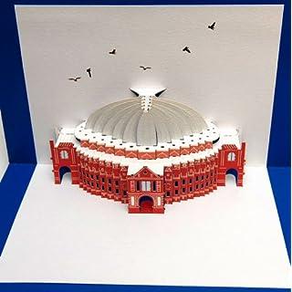 Forever Handmade Cards Pop Ups POP27- Royal Albert Hall - Laser Pop Up Card