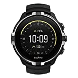 Suunto, Spartan Sport WHR Baro Stealth, Orologio multisport GPS, Autonomia della batteria 20h, Cinturino FC, Sensore per la pressione atmosferica, Touch Screen a colori, Grigio, SS023404000