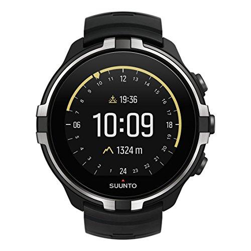 Suunto Sparten Sport WHR Baro GPS Uhr, stealth