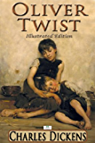 Oliver Twist (Illustrated Edition) (English Edition)