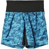 adidas Men's Laufthose Kanoi Graphic Shorts M, Men, Laufthose Kanoi Run Graphic 7 Zoll Shorts M