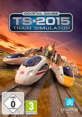 Train Simulator 2015 - Standard Edition [PC Code -