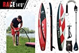 ISUP Aqua Marina Race - Stand Up Paddle Board inkl. Pumpe