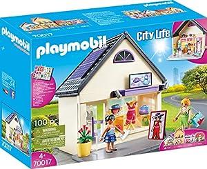 Playmobil City Life 70017 Set de Juguetes - Sets de Juguetes (Acción / Aventura, 4 año(s), Chica, Interior,, Gente)