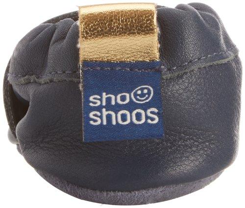Shoo Shoo Gold Crown, Chaussures Bébé marche Bébé Garçon Bleu (blue)