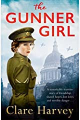 The Gunner Girl by Clare Harvey (2015-10-08) Hardcover
