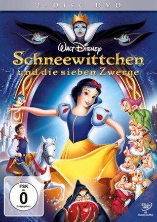 Schneewittchen und die sieben Zwerge (2-DVD) Walt ()