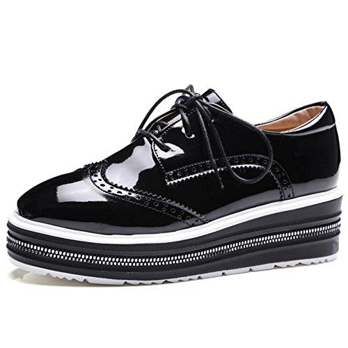 ef73dec1 🥇 🥇Comprar Zapatos Oxford Mujer Plataforma NO LO HAY MAS BARATO ...