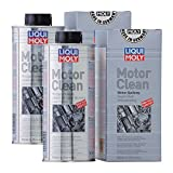 2x LIQUI MOLY 1019 Motor Clean Motorreinigung Additiv 500ml