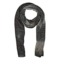 Pull & Bear Cold Weather Scarve for Girls - Grey, Medium