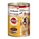 Pedigree Dose Adult Plus Markknochen mit Rind | 12x 400g Hundefutter