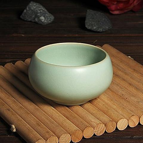 Bluelover 55Ml Ru Brennofen Cup Opulscum Keramik Kung Fu Teetasse Tee