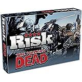 Winning Moves - 332410 - Hasbro - Risk The Walking Dead - Jeu De Plateau Risk
