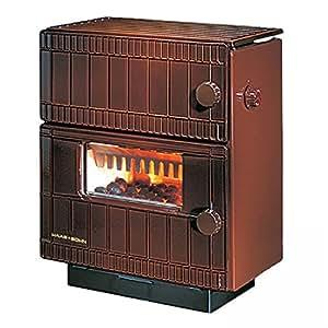 po le feu continu bernau marron cuisine maison. Black Bedroom Furniture Sets. Home Design Ideas