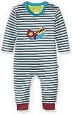 Kite Baby-Jungen Spieler Superhero Romper, blau (Marineblau), 6-12 Monate