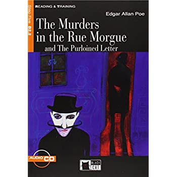 The Murders in the Rue Morgue and The Purloined Letter (1CD audio)