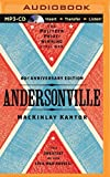 Andersonville by Mackinlay Kantor (2015-05-26)