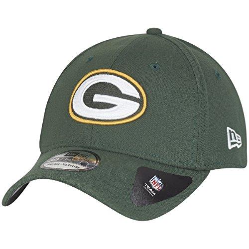 New Era Herren Caps / Flexfitted Cap Team Polly Green Bay Packers 9Fifty grün S/M