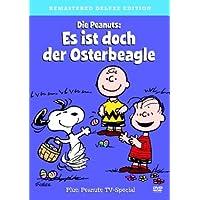 Die Peanuts: Es ist doch der Osterbeagle