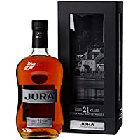 Jura 21 Year Old Whisky, 70 cl