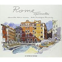 Rome aquarelles