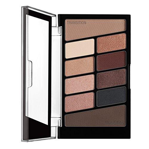 WET N WILD Color Icon Eyeshadow 10 Pan Palette - Nude Awakening -