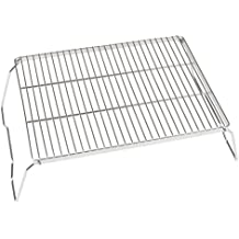/41/x 25/cm /Doppelter Grillrost Cao Camping/ /cao7134/ rechteckig/