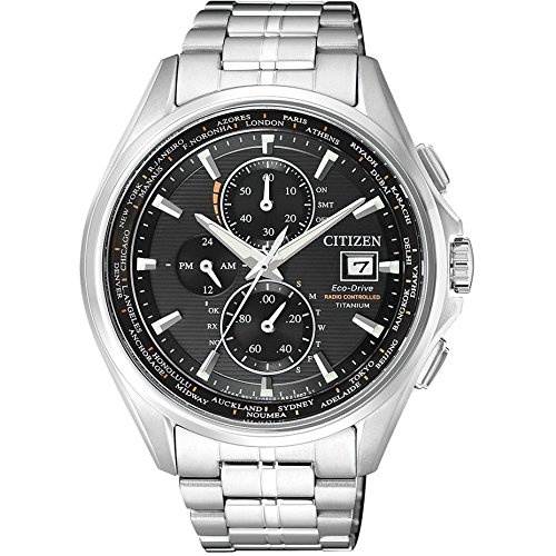 Citizen H800 elegance titanio at8130-56e