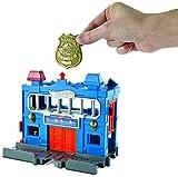 Hot Wheels FRH33 City Spielset: Gefängnisausbruch Set