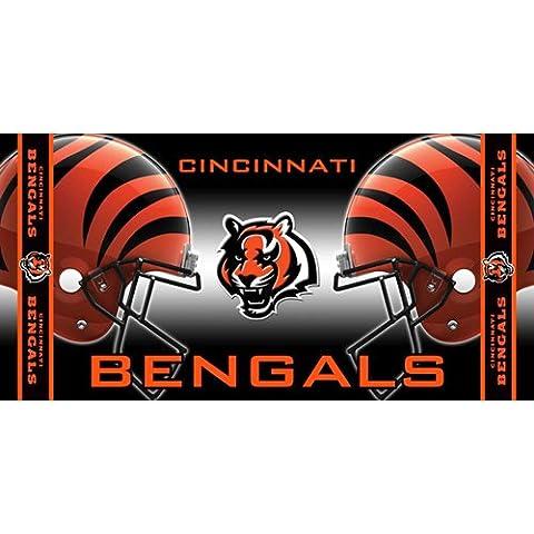 Cincinnati Bengals de la playa (30 x 152,4 cm) de la toalla