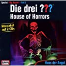 Die Drei ??? - Top Secret Fall 2 - House of Horrors - Haus der Angst, Mitratefall auf Doppel-CD