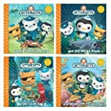 Picture Of Octonauts 6 Book Collection Set