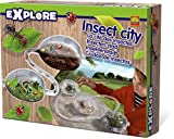 Ses - 25005 - Jeu Éducatif et Scientifique - La Cité des Insectes