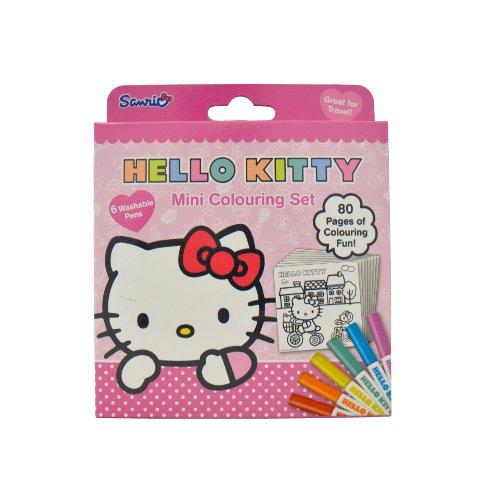 Hello Kitty Mini Malset