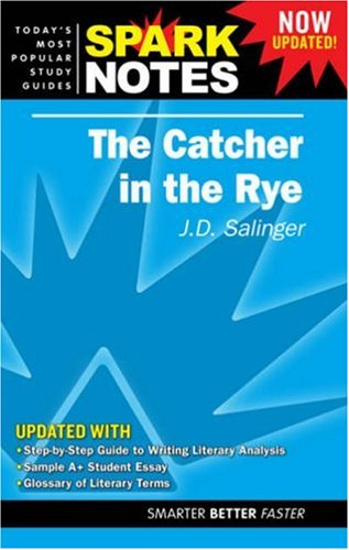 Catcher in the Rye by J. D. Salinger, The (Sparknotes Literature Guides)