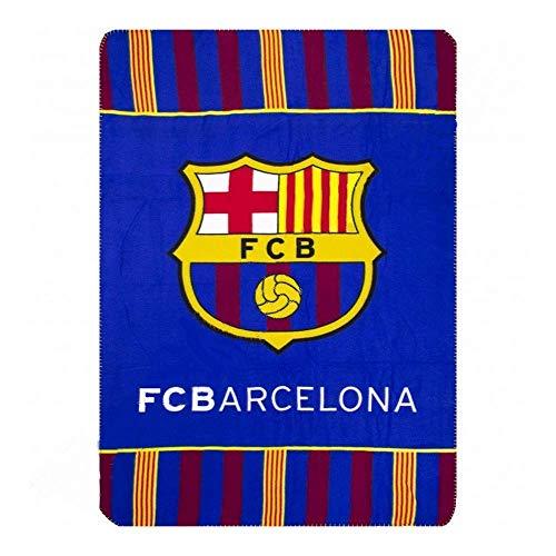 Barça Manta Polar FC Barcelona 140 X 100 CM FCBARCELONA