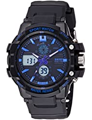 Upto 85% Off On Skmei Chronograph Analogue Digital Sport Men's Watches low price image 2