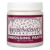 Unbekannt Stampendous Dreamweaver Prägung Paste 4oz-Regular