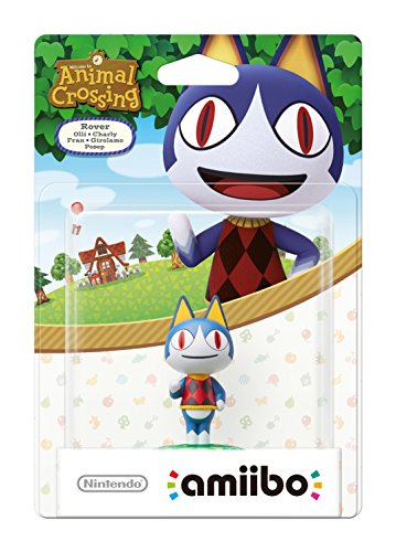 Price comparison product image Rover amiibo - Animal Crossing Collection (Nintendo Wii U/3DS)