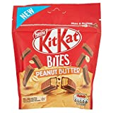 Kitkat Bites Peanut Butter Chocolate Pouch, 104 g, Pack of...