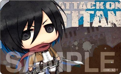 Angriff auf Titan Dekoration Mantel 2 Mikasa (Japan-Import)