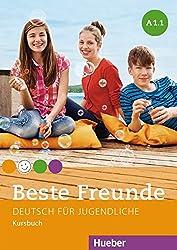 Beste Freunde A1/1: Deutsch für Jugendliche.Deutsch als Fremdsprache / Kursbuch