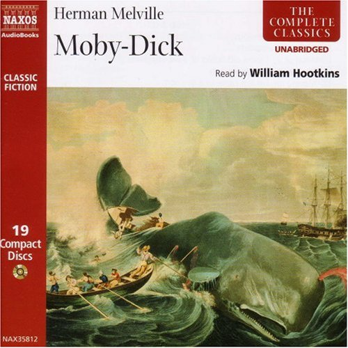 Moby-Dick: Unabridged (Naxos Complete Classics)